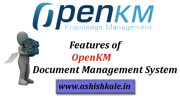 Features of OpenKM