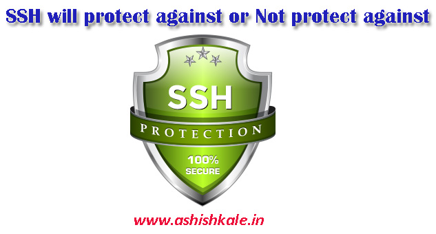 Protect SSh