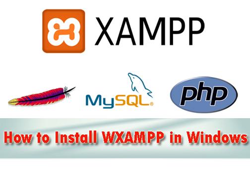 WXAMPP
