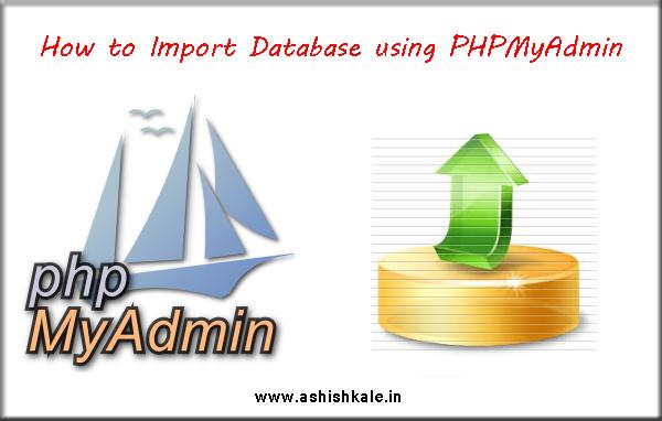 Export Deatabase