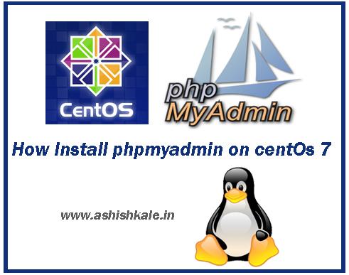 Install-phpMyadmin-CentOS