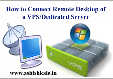 Connect Remote Desktop