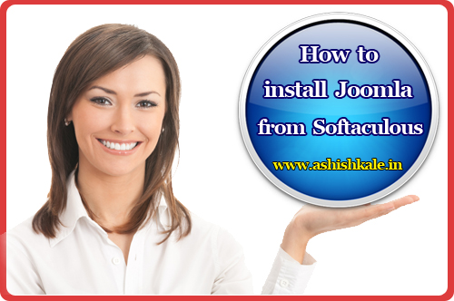 install Joomla-from-Softaculous