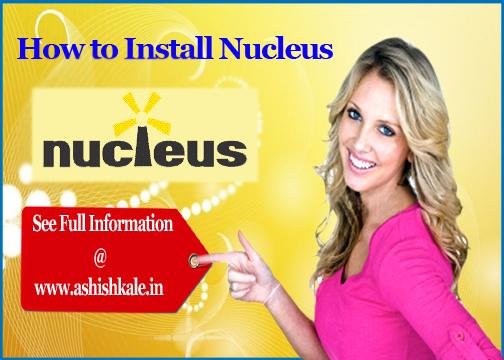 install Nucleus